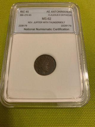 羅馬帝國古幣
