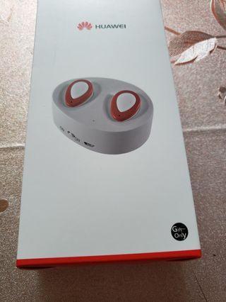華為無線藍芽耳機TWS-K2音質清晰!配對靈敏!
