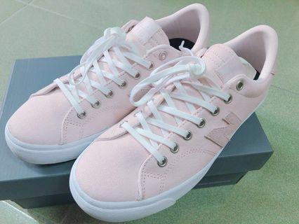 🚚 ✨New balance 210 帆布鞋 全粉9.9成新 僅穿過一次 (可議價)