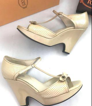 Reprice TODS Wedges Authentic