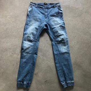 Cotton On Jogger Pants Denim