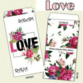 🌹❗PROMOTION INSTOCK❗Sampul Duet Raya For 2019!!🌹
