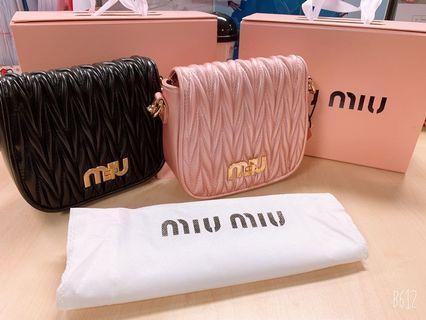 🚚 Miumiu sling Bag