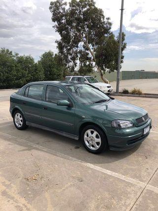Holden Astra CD
