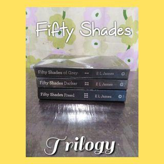 Fifty Shades Trilogy 📚