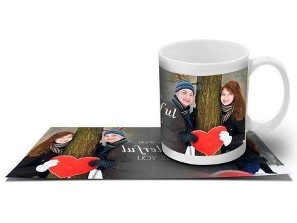 personalized coffee mug /magic coffee mug