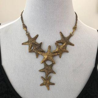 Forever 21 Starfish Necklace