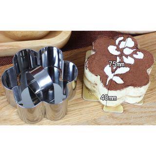 Mini Cake/Cookies Mould Flower
