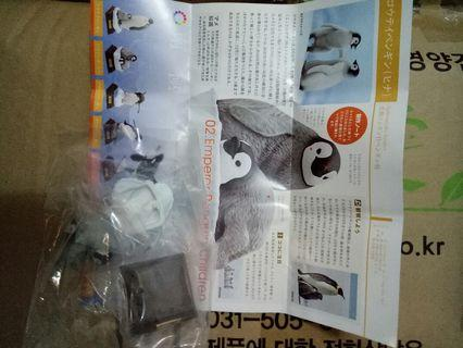 🚚 日本 水族館 企鵝扭蛋