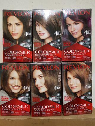 Relvon Color Silk