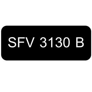 Car Number Plate for Sale: SFV 3130 B