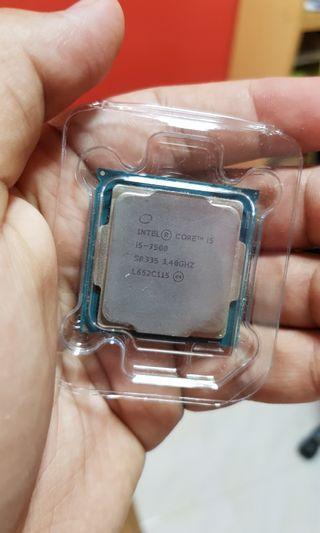 i5-7500 CPU