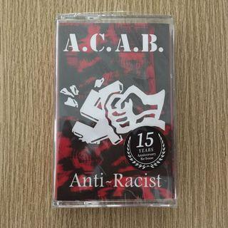 ACAB Anti-Racist