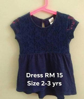 Dress & Shirt for Kids