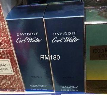 Authentic Perfumes Davidoff Women 100ml
