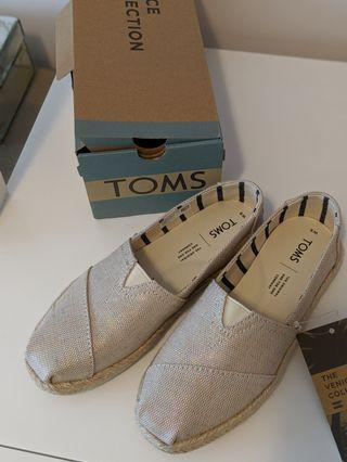 TOMS - Brand New, With Tags - Women's Espadrilles