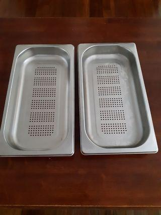 Miele perforated steam tray