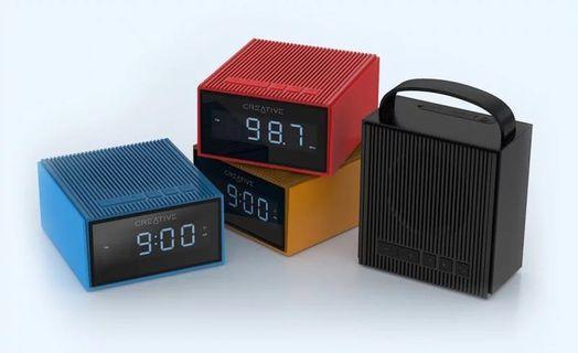 鬧鐘⏰收音機