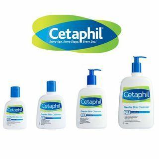 Cetaphil Gentle Skin Cleanser 250ml #mauthr
