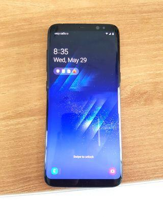 Samsung s8!! CHEAPEST!! $280 only!!