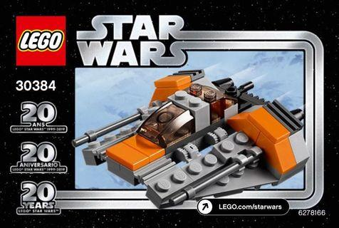 Lego 30384 Snowspeeder