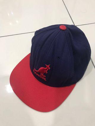 Kangol Championship Link Red/Navy snapback cap