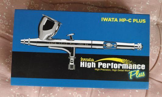 岩田 Iwata HP-CP 0.3mm 雙動噴筆, 全新