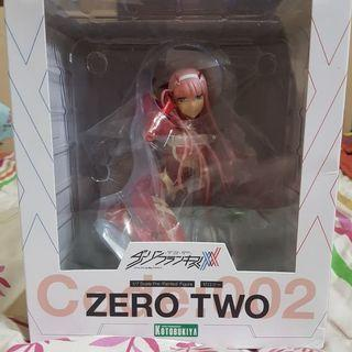 PVC  Zero Two Darling In The Franxx 1/7 BNIB