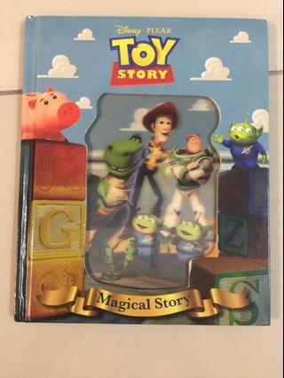 7 pieces children's books