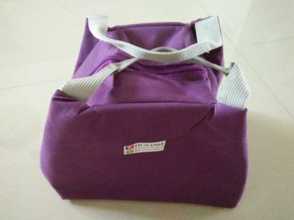 🚚 NEW purple Cooler Bag, thick material