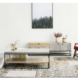 Free Delivery TV Unit & Coffee table Set
