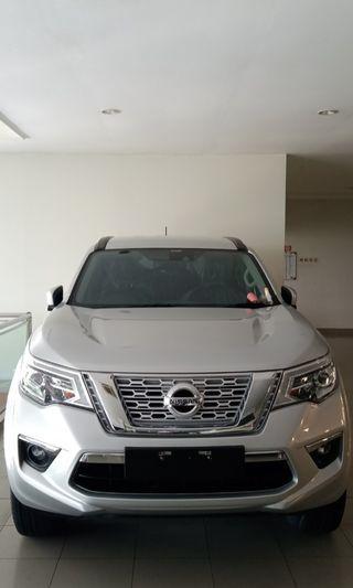 Nissan Terra 2.5 VL At