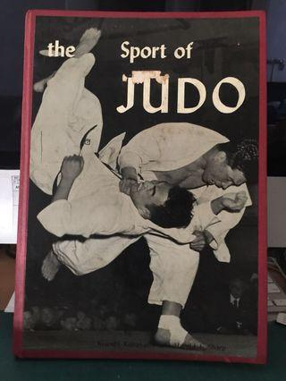 Collector's book Judo