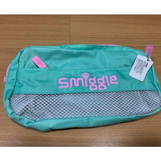 Pencil Case Puffer Pocket Classic (Mint) (Smiggle) (Brand New)