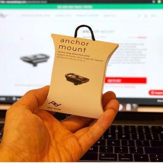 [New] Peak Design Camera Anchor Mount