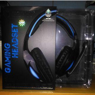 Headset Gaming Sades Snuk SA-902