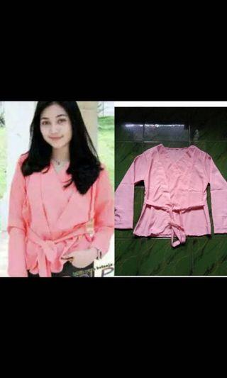 Blouse fit to L