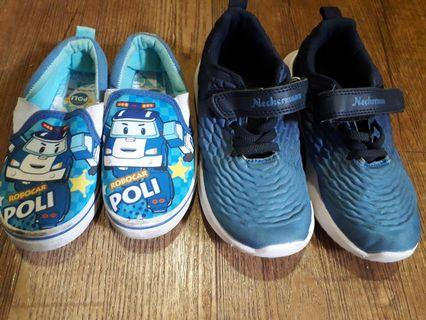 🚚 Boy shoes 3 to 4 yrs old