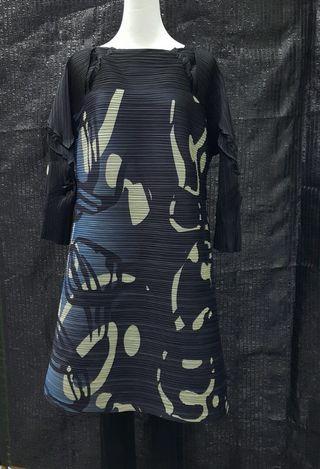 🚚 連衣裙褶皺上衣