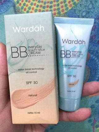 (New) BB CREAM WARDAH