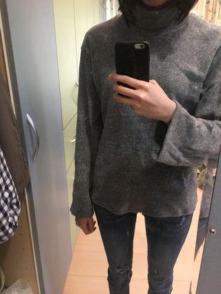 🚚 QueenShop高領毛衣 韓貨