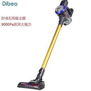 🚚 Dibea D18無線吸塵器