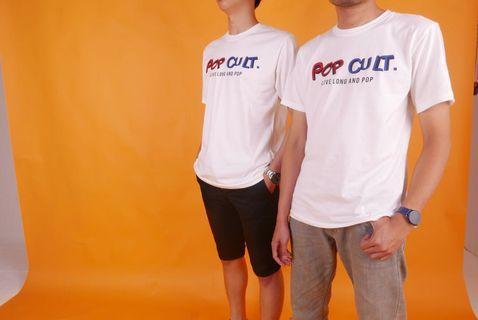 Pop cult tees