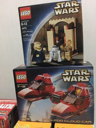🚚 Lego Star Wars