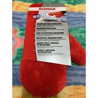 Sonax Microfiber Car Wash Glove