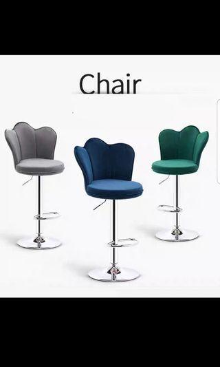 Bar Chair (2Height Adjustable)