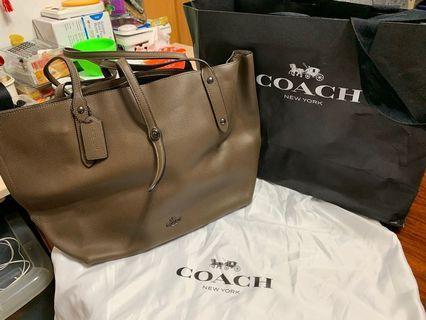 Coach Market Tote