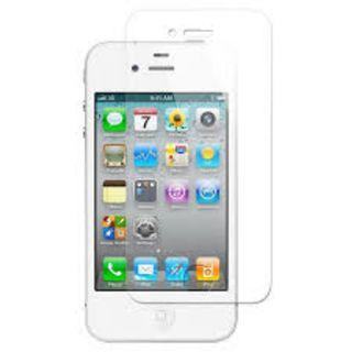 IPHONE 4 AND IPHONE 5 TEMPERED CLEAR GLASS SCREEN PROTECTOR