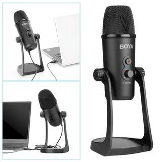 BOYA BY-PM700 Professional Broadcast Condenser Studio Microphone for Laptop