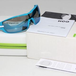 Kask KOO Open sunglasses - 2 lenses